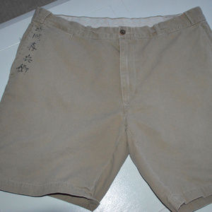 Polo Ralph Lauren Drill Khaki Shorts GI Fit Asian